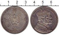 Изображение Монеты Германия Пруссия 1 талер 1861 Серебро XF