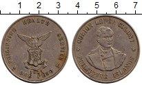 Изображение Монеты Филиппины 1 песо 1925 Медно-никель XF