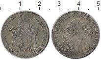 Изображение Монеты Мекленбург-Стрелитц 1/6 талера 1764 Серебро VF