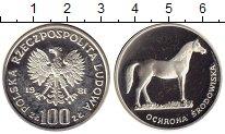 Изображение Монеты Польша 100 злотых 1981 Серебро Proof