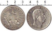 Изображение Монеты Германия Пруссия 1 талер 1869 Серебро UNC-