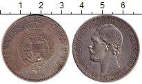 Изображение Монеты Германия Мекленбург-Стрелитц 1 талер 1870 Серебро XF