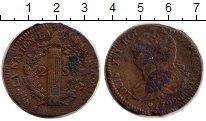 Изображение Монеты Франция 2 соля 1799 Бронза VF+