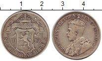 Изображение Монеты Кипр 9 пиастров 1919 Серебро XF-