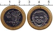Изображение Монеты Камерун 4500 франков 2005 Биметалл UNC-