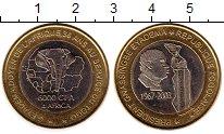 Изображение Монеты Того 6000 франков 2003 Биметалл XF