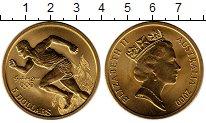 Изображение Монеты Австралия 5 долларов 2000 Латунь VF