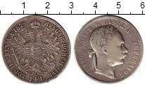 Изображение Монеты Австрия 1 флорин 1879 Серебро XF-