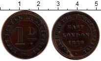 Изображение Монеты Великобритания 1 пенни 1880 Медь XF