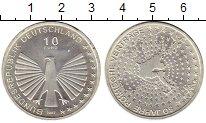 Изображение Монеты Германия 10 евро 2007 Серебро Proof-