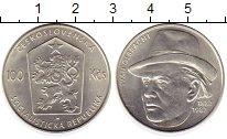 Изображение Монеты Чехословакия 100 крон 1982 Серебро UNC
