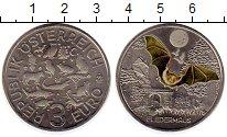 Изображение Монеты Австрия 3 евро 2016 Медно-никель UNC