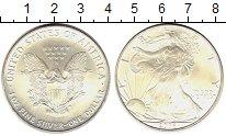 Изображение Монеты США 1 доллар 2006 Серебро UNC