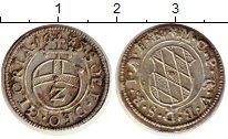 Изображение Монеты Бавария 2 крейцера 1625 Серебро XF+