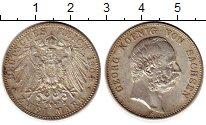 Изображение Монеты Саксония 2 марки 1904 Серебро XF