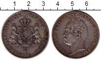 Изображение Монеты Анхальт 1 талер 1866 Серебро XF