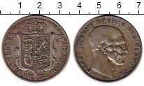 Изображение Монеты Ганновер 1 талер 1851 Серебро XF