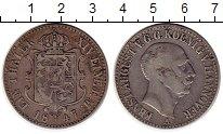 Изображение Монеты Германия Ганновер 1 талер 1847 Серебро XF-