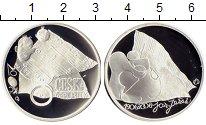 Изображение Монеты Чехия 200 крон 2006 Серебро Proof