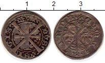 Изображение Монеты Польша Речь Посполита 1 грош 0 Серебро XF-