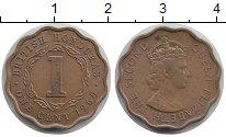 Изображение Монеты Белиз 1 цент 1965 Бронза XF