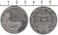 Изображение Монеты Нидерланды 2 1/2 экю 1990 Медно-никель UNC-