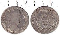 Изображение Монеты Франция 1/2 экю 1694 Серебро XF-