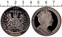 Монета Фолклендские острова 1 крона Медно-никель 2018 UNC фото