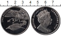 Изображение Монеты Антарктика 2 фунта 2016 Медно-никель UNC