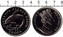 Изображение Монеты Великобритания Остров Мэн 1 крона 1996 Медно-никель UNC