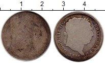 Изображение Монеты Великобритания 1 шиллинг 1816 Серебро VF