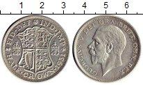 Изображение Монеты Великобритания 1/2 кроны 1931 Серебро XF