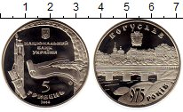 Изображение Монеты Украина 5 гривен 2008 Медно-никель UNC