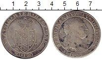Изображение Монеты Сицилия 120 гран 1805 Серебро VF