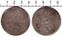 Изображение Монеты Германия Зальцбург 1 талер 1639 Серебро VF