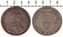 Изображение Монеты Германия Зальцбург 1 талер 1784 Серебро XF