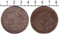 Изображение Монеты Германия Бранденбург 1 талер 1544 Серебро XF
