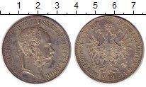 Изображение Монеты Австрия 2 флорина 1891 Серебро XF