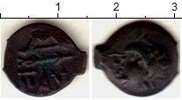 Монета Пантикопей 1 халк Медь XF фото