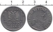 Изображение Монеты Албания 0,2 лек 1939 Медно-никель XF-