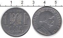 Изображение Монеты Албания 1 лек 1939 Медно-никель XF-