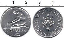 Изображение Монеты Ватикан 10 лир 1978 Алюминий UNC
