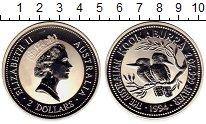 Изображение Монеты Австралия 2 доллара 1994 Серебро Proof-