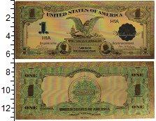 Изображение Банкноты США 1 доллар 1899 Пластик UNC