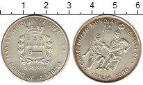 Монета Куба 5 песо Серебро 1988 UNC- фото