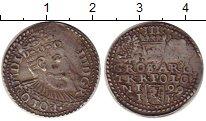 Изображение Монеты Польша 3 гроша 1599 Серебро VF
