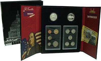 Изображение Подарочные монеты США Американское Наследие 2006  Proof Подарочный набор пру