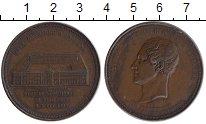 Изображение Монеты Бельгия Медаль 1849 Медь XF