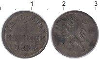 Изображение Монеты Гессен-Дармштадт 1 крейцер 1804 Серебро VF