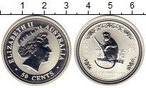 Изображение Монеты Австралия 50 центов 2004 Серебро Proof-